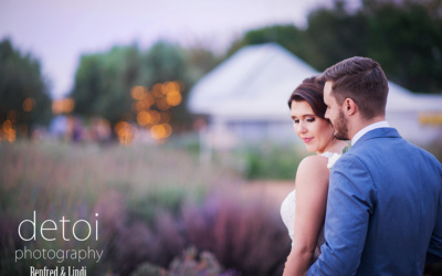 Benfred & Lindi at Bell Amour