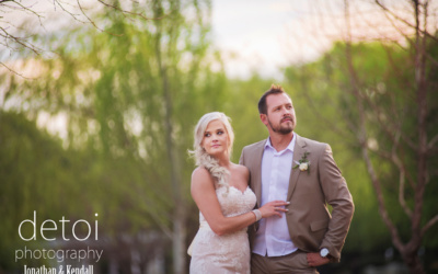 Jonathan & Kendall at Oxbow Country Estate