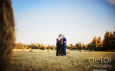 Renier & Ione at Rosemary Hill
