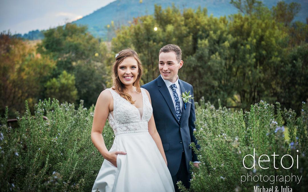 Michael & Julia @ Cradle Valley